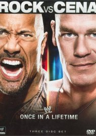 WWE: The Rock Vs. John Cena - Once In A Lifetime Movie
