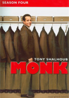 Monk: Season Four (Repackage) Movie