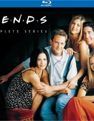 Friends: The Complete Series Collection Blu-ray
