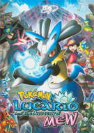 Pokemon: Lucario And The Mystery Of Mew (Repackage) Movie