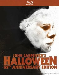 Halloween: 35th Anniversary Edition Blu-ray