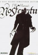 Nosferatu: 2-Disc Deluxe Remastered Edition Movie