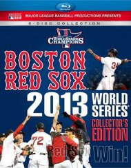 2013 Boston Red Sox: The Official World Series Film - Collectors Edition Blu-ray