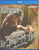 Dr. Jekyll And Mr. Hyde: The Deluxe Edition Blu-ray