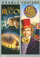 Hugo / Willy Wonka & The Chocolate Factory (Double Feature) Movie