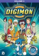 Digimon Adventure: Volume Five Movie
