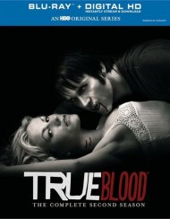 True Blood: The Complete Second Season - Repackage (Blu-ray + DVD + Digital Copy) Blu-ray