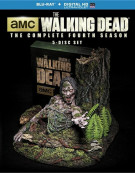 Walking Dead, The: The Complete Fourth Season - Gift Set (Blu-ray + UltraViolet) Blu-ray