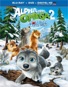 Alpha And Omega 2: A Howl-Day Adventure (Blu-ray + DVD + UltraViolet) Blu-ray