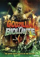 Godzilla VS. Biollante Movie