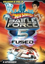 Hot Wheels Battle  5: Season 2 - Volume 3 Movie