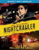Nightcrawler (Blu-ray + DVD + UltraViolet) Blu-ray