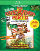 Toxic Avenger, The: Part Two (Blu-ray + DVD Combo) Blu-ray
