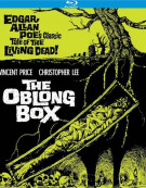 Oblong Box, The Blu-ray
