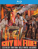 City On Fire Blu-ray