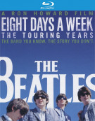 The Beatles: Eight Days A Week:The Touring Years - Deluxe Edition Blu-ray