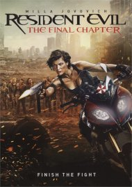 Resident Evil: The Final Chapter  Movie