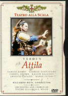 Verdis Attila: Teatro Alla Scalla Movie