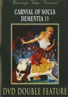 Carnival Of Souls / Dementia 13 (Double Feature) Movie