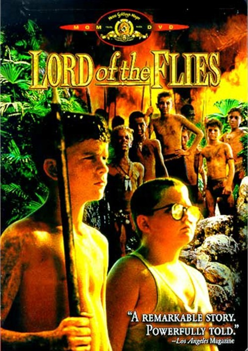 Lord Of The Flies Adult 29