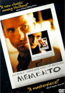 Memento/ Following (2-Pack) Movie