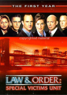 Law & Order: Special Victims Unit - The First Year Movie