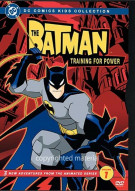 Batman, The: Training For Power - Season 1 Vol. 1 Movie