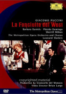 Puccini: La Fanciulla Del West Movie