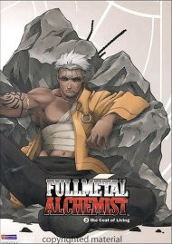Fullmetal Alchemist: Volume 5 - The Cost Of Living Movie
