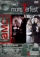AMC Monsterfest: The Black Raven / Hands Of A Stranger Movie