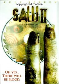 Saw II (Fullscreen) Movie