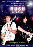 Rush 1974-1981: An Independent Critical Review Movie