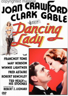 Dancing Lady Movie