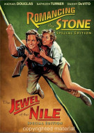 Romancing The Stone / Jewel Of The Nile (2 Pack) Movie