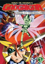GaoGaiGar: Volume 1 Movie