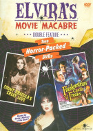 Elviras Movie Macabre: Count Draculas Great Love / Frankensteins Castle Of Freaks Movie
