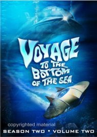 Voyage To The Bottom Of The Sea: Season 2 - Volume 2 Movie