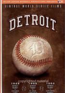 Vintage World Series Films: Detroit Tigers Movie