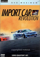 Import Car Revolution Movie