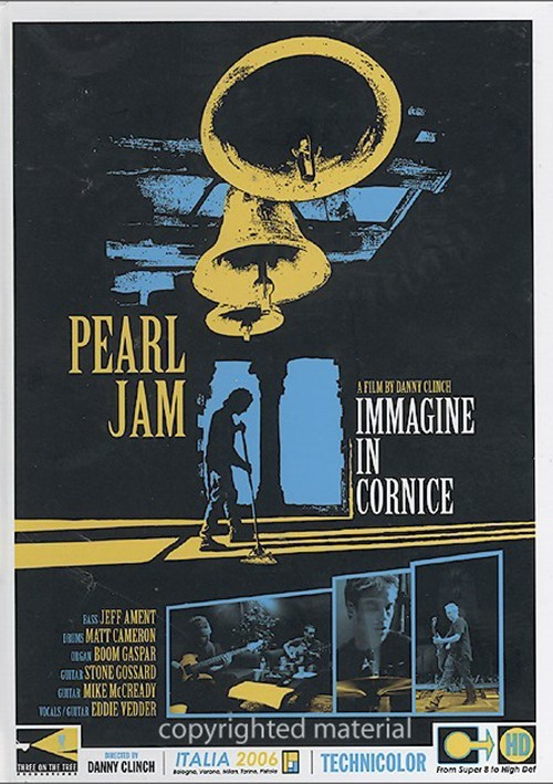 Pearl Jam: Immagine In Cornice - Live In Italy 2006 Movie
