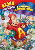 Alvin And The Chipmunks: The Chipmunk Adventure Movie