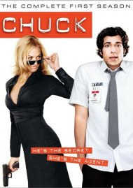 Chuck: The Complete First Season Movie