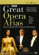Great Opera Arias: Concert With Domingo, Alagna, Gheorghiu Movie