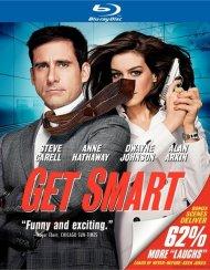 Get Smart Blu-ray