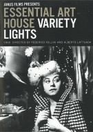 Variety Lights: Essential Art House Movie
