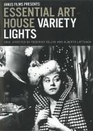 Variety Lights: Essential Art House Movie
