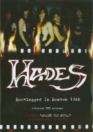 Hades: Bootlegged In Boston 1988 Movie