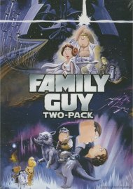 Family Guy Star Wars 2 Pack Movie