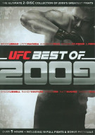 UFC Best Of 2009 Movie