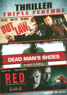 Outlaw / Dead Mans Shoes / Red (Triple Feature) Movie